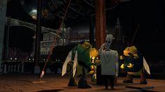 #GrimFandango #GrimFandangoRemastered Para más información síguenos en Twitter @TS_Videojuegos y en www.todosobrevideojuegos.com