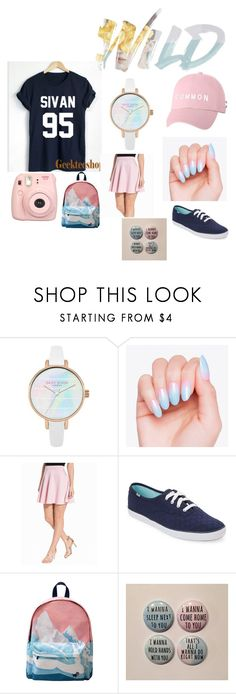 """""""I wanna meet Troye Sivan"""" by iirikki ❤ liked on Polyvore featuring Fuji and Keds"""
