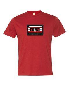 Cassette Tape T-Shirt (Over Jupiter Original)