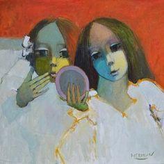 Guy Demun, *Miroir*