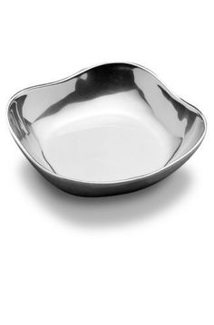 Wilton Armetale Boston Serving Bowl, Large, Square, 10-3/4-Inch  #WiltonArmetale