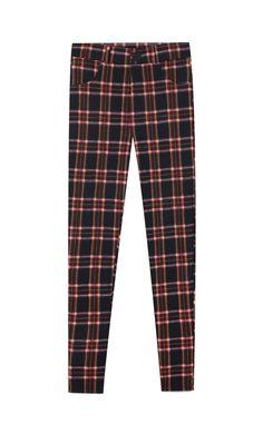 Legging jacquard color - Pantalones de mujer | Stradivarius Leggings, Pajama Pants, Pajamas, Fashion, Clothing, Colors, Women, Pjs, Moda