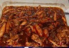 Recept voor Hete kip (heerlijk pittig gerecht)