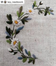 @lazy_needlework #bordado #embroidery #ricamo #broderie #handwork #needlework #handembroidery
