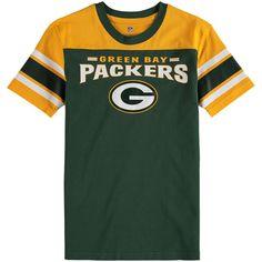Green Bay Packers Youth Fan Gear Loyalty T-Shirt - Green