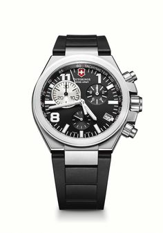 While watches are always in fashion, men's watches are more streamlined this year. Check out this classy timepiece. Jewelry Gifts, Jewelery, Watches For Men, Men's Watches, Swiss Army Watches, Omega Watch, Chronograph, Gadget, Classy