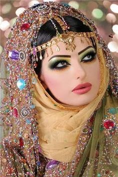 Omani bride