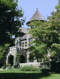 Castle Gallery ~ Corporate and Fine Art in a Residential Setting ~ Fort Wayne, Indiana