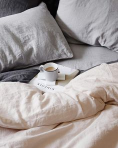 Buy online luxury 100% linen bedding, silk velvet cushions, throws and robes. Sheet Sets, Duvet covers, Bedlinen, Home Decor. Free delivery Australia.