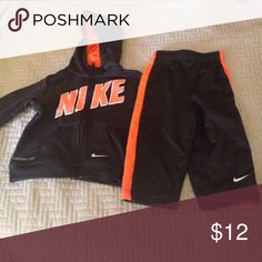 Little Nike set Used and in very good condition Nike Matching Sets