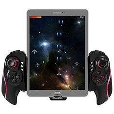 Tablet Bluetooth Game Controller Android Tablets Phone TV Box Samsung Gear VR  #TabletGameController