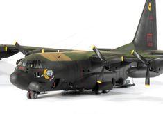 1/48 Italeri AC-130A