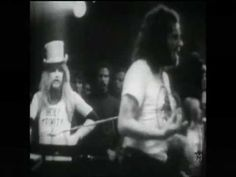 Joe Cocker - The Letter  with Leon Russell - from the movie (and soundtrack) Mad Dogs and Englishmen - 1971