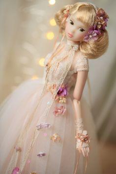 1/6 momoko doll size outfit 「Sweet dreams」_画像4