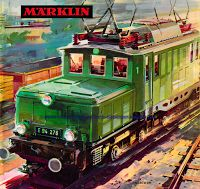 Meine Modelleisenbahn digitalisiert!: Märklin-Katalog 1964/65 D - Teil 1