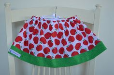 Baby/Toddler Skirt by BlueKangarooHandmade on Etsy