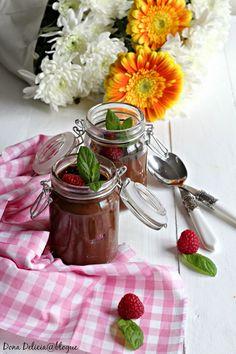 Dona Delícia - Atelier de Sabores: Mousse de Chocolate ... um pecado saudável!