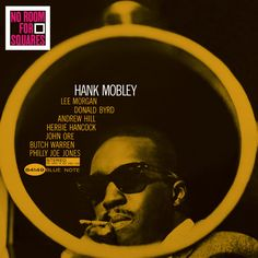 "A new batch of #BlueNote75 vinyl is out this week including the Hank Mobley classic ""No Room For Squares"" featuring one of Reid Miles' most inspired covers. Find the full list of vinyl releases at www.bluenote.com/vinylreissues.html."