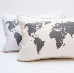 These pillows could be used in a dozen different places...I especially like the attention grabbing  'star' button...it reminds you of a special place, with very special memories, shared with super special friends and family!! ---  1a4b9e5747c562eb506065145f8f028