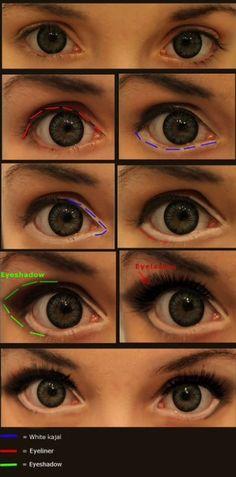 anime eyes.