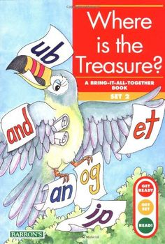 Where is the Treasure?: Bring-It-All-Together Book (Get Ready, Get Set, Read!/Set 2) by Gina Erickson M.A. http://www.amazon.com/dp/0812010981/ref=cm_sw_r_pi_dp_boOSwb0AK69WH