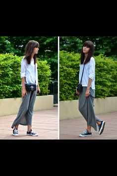LB : so casual and effortless