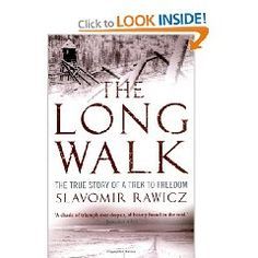 What an amazing book.  has anyone read this book yet?    This is a story of a man who was taken by the Russian army and put in one of their famous gulags in Siberia. Its the story of his struggle to survive and ultimately escape.  Its an emotional and inspiring true story that I would recommend anyone to read.