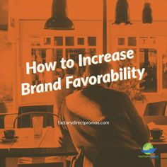 Are you looking for ways to help consumers fall in love with your brand? The research is clear on eco-friendly promotional products and brand favorability.