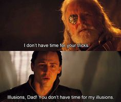 Parenting Fails: Get it Right, Dad... ahh, Arrested Development meets Odin & Loki