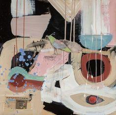 Now I Re-Member #artwork #painting #alexandraeldridge #nuartgallery  alexandraeldridge.com