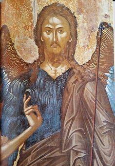 Russian Icons, Religious Symbols, Best Icons, Byzantine Art, John The Baptist, Orthodox Icons, Illuminated Manuscript, Mosaic