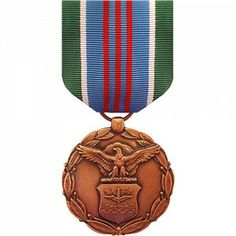 The Air Force Exemplary Civilian Service Award Medal (AFECSAM) is given to Air Force personnel who have engaged in designated duties for at least one year in an outstanding manner, or have achieved a single service that greatly contributes to the accomplishment of the command mission. During service there must be clear and evident examples of how the employee surpassed service expected of an individual with similar responsibilities.