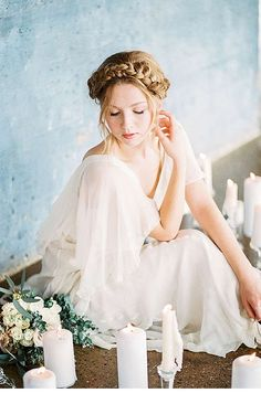 ballet inspired bridal shoot, photo: Callie Maniion, Hochzeitsguide