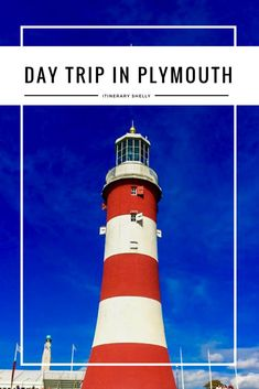 Itinerary Shelly Day Trip to Plymouth