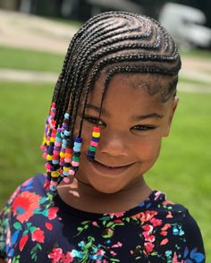 43 Cool Blonde Box Braids Hairstyles to Try - Hairstyles Trends Black Toddler Girl Hairstyles, Cute Hairstyles For Kids, Little Girl Hairstyles, Child Hairstyles, Teenage Hairstyles, Braided Ponytail Hairstyles, Box Braids Hairstyles, Hairstyles With Bangs, Hairstyle Ideas