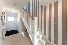 Taylor Wimpey: Downham - hallway.