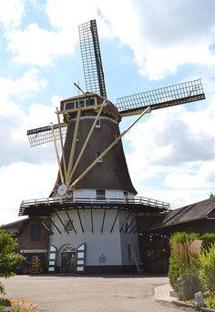 korenmolen de Kraai te Westbroek. De molen werd in 1880 gebouwd. Dit ter vervanging van een wipkorenmolen. Heeft zelfzwichting gehad. Later is de molen weer teruggerestaureerd naar het Oudhollands systeem met zeilen.