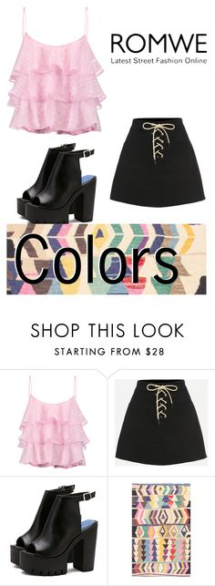 """Rather wear this"" by shawnfan ❤ liked on Polyvore featuring Pierre Balmain and nuLOOM"