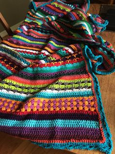 Spice of Life pattern on Ravelry, made with I Love This Cotton Yarn!