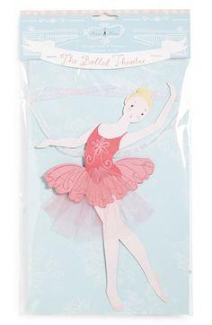 Meri Meri 'Little Dancers' Ballerina Party Garland available at #Nordstrom