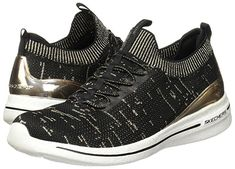 7132d228bb4ca Skechers Burst 2.0 Grande Fortune Womens Sports Shoes  Amazon.co.uk  Shoes