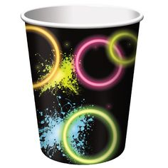 Glow Party 9 oz Hot/Cold Cups/Case of 96
