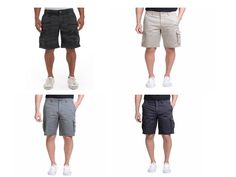 4bb7ad11b7 Unionbay Mens Flex Waist Cargo Shorts Variety of Color and Sizes #Unionbay  #Cargo Size