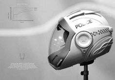 Forcite helmet on Industrial Design Served / Nice work and product presentation