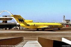 Boeing 727-2M7 Hughes Airwest