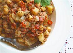 Kitchen Classics: Chickpea, Tomato and Potato Stew for Winter's Reprise