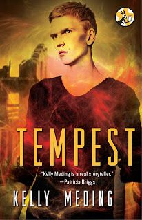 #CoverReveal Tempest (MetaWars #3) by Kelly Meding. Expected publication: April 22nd 2013 by Pocket Star