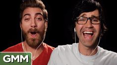 Rhett and Link - Very funny, family friendly, new things everyday, two weirdest people you'll ever know and will be happy to know them!