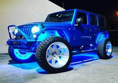 [ olllllllo ] Where The JEEPs Roam Free - Repinned by Averson Automotive Group LLC Blue Jeep Wrangler, Jeep Rubicon, Jeep Wrangler Unlimited, Jeep Wranglers, Jeep Cars, Jeep 4x4, Jeep Truck, Aston Martin, Country Trucks