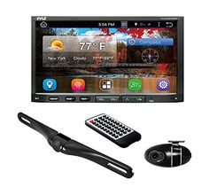 Premium 7In Double-DIN Android Car Stereo Receiver With Bluetooth and GPS Navigation - HD DVR Dash Cam and Rearview Backup Camera - Touchscreen Display With Wi-Fi Web Browsing And App Download. For product info go to:  https://www.caraccessoriesonlinemarket.com/premium-7in-double-din-android-car-stereo-receiver-with-bluetooth-and-gps-navigation-hd-dvr-dash-cam-and-rearview-backup-camera-touchscreen-display-with-wi-fi-web-browsing-and-app-download/